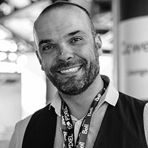 Sacha Declomesnil, Associé, stratégie, O2 Web au Web à Québec